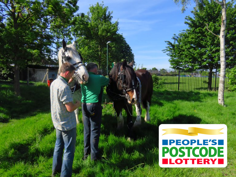 peoples postcode lottery funding