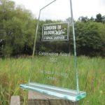 sutton ecology centre award